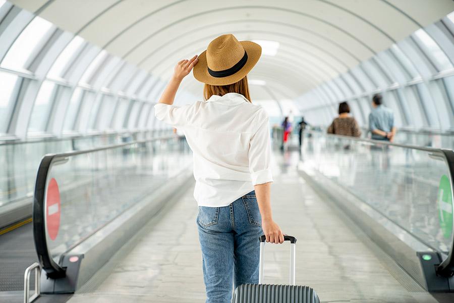 ¿Estarías dispuesta a dejar el sexo por un año con tal de volver a viajar?