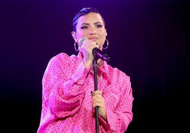 """Demi Lovato se declara pansexual: """"soy demasiado gay para casarme con un hombre"""""""