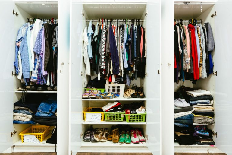 Lugares para vender tu ropa usada