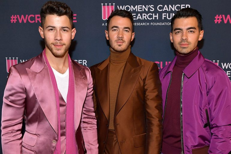 Los Jonas Brothers de regreso: sorprenden con nueva canción