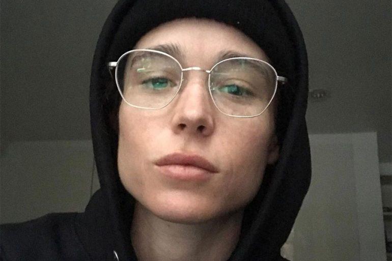 Elliot Page se hace doble mastectomía y reaparece como hombre trans