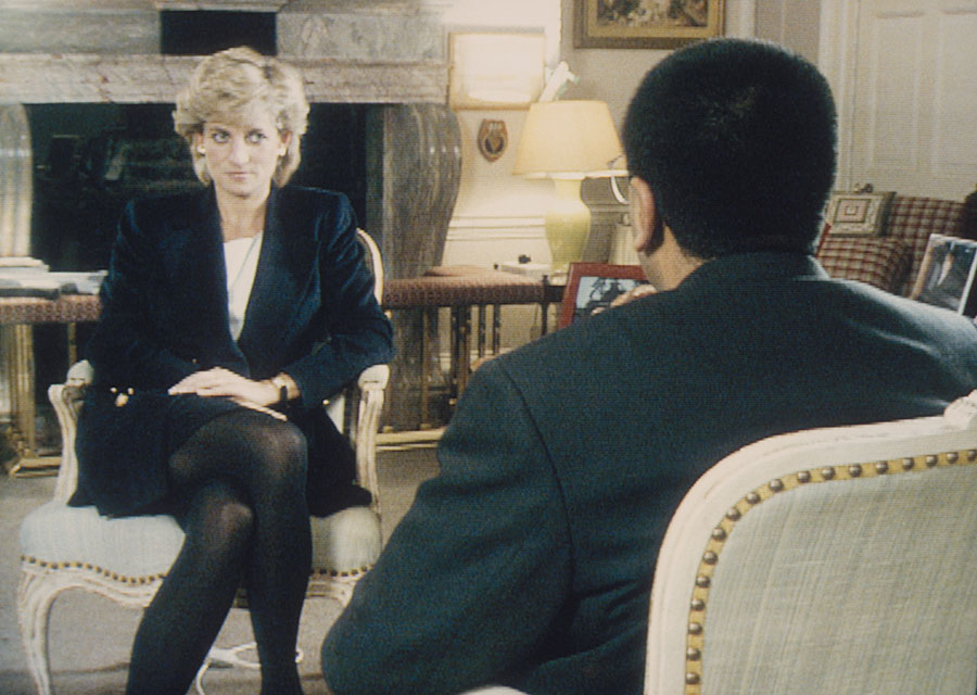 """El """"engaño"""" con el que Diana creyó que la niñera quedó embarazada de Carlos"""
