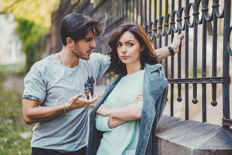 Un hombre con baja autoestima podría ser tu peor relación