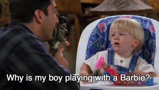 7 momentos en los que 'Friends' fue sexista y homofóbica, según los Millenials
