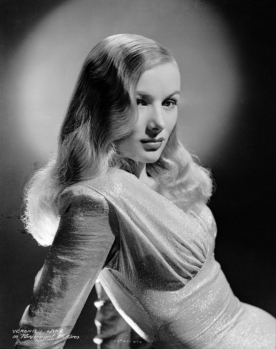 Veronica Lakes vestido Anya Taylor-Joy