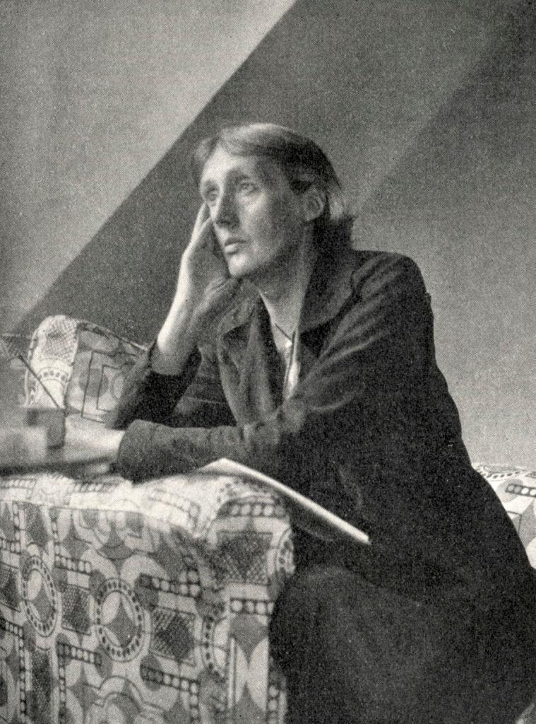 Virginia Woolf retrato