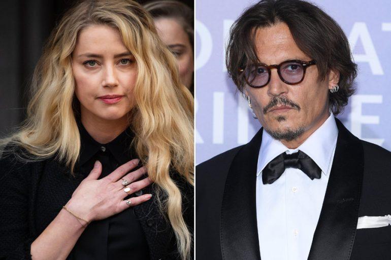Amber Heard usó el mismo vestido en nueva derrota a Johnny Depp y envía este mensaje