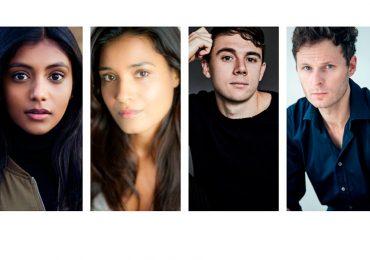 """Conoce a los cuatro actores que se unen a la temporada 2 de """"Bridgerton"""""""