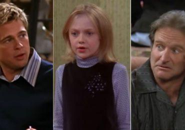 """20 celebridades que aparecieron en algún capítulo de """"Friends"""""""