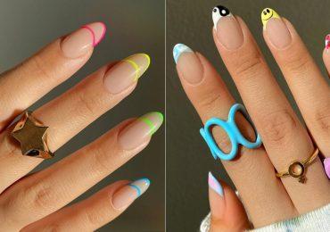 reinventar manicure francés