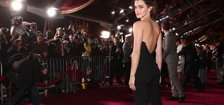 Emma Watson reina de los pantalones alfombra roja