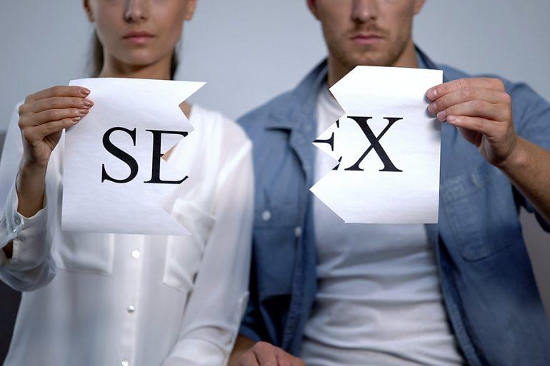 ¿Qué le pasa al cuerpo cuando dejas de tener sexo?