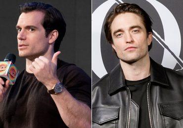 Los dos importantes personajes que Henry Cavill perdió frente a Robert Pattinson