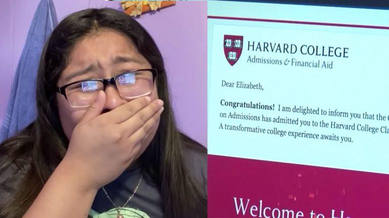Joven migrante purépecha es aceptada en Harvard