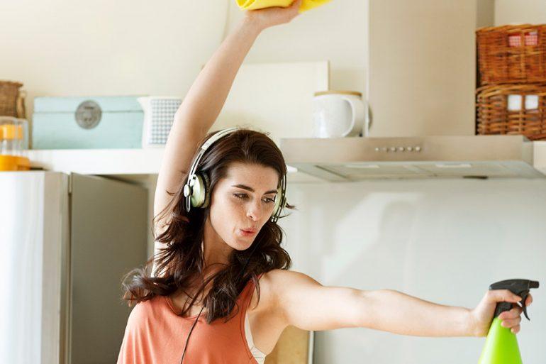 Las 4 razones más importantes para hacer una limpieza de primavera en tu casa