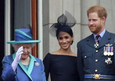 Meghan Markle ya habló con la reina para expresar sus condolencias por el príncipe Felipe