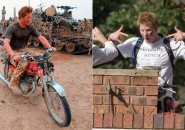 Bad boy! Los 15 momentos más rebeldes del príncipe Harry