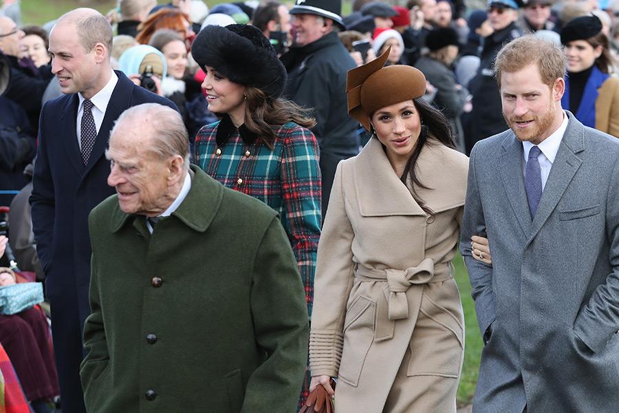 ¿Viajarán Meghan y Harry al funeral del príncipe Felipe de Edimburgo?