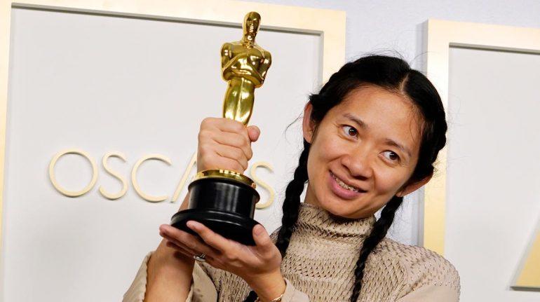 ¿Por qué China censura el triunfo de Chloé Zhao con 'Nomadland' en los Oscar?