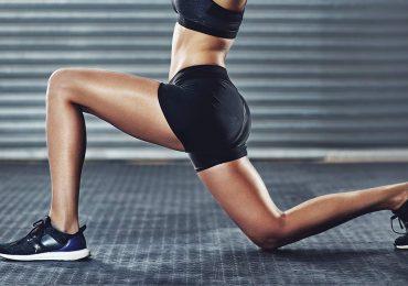 Quema calorías y tornea las pierna con esta rutina de 20 minutos