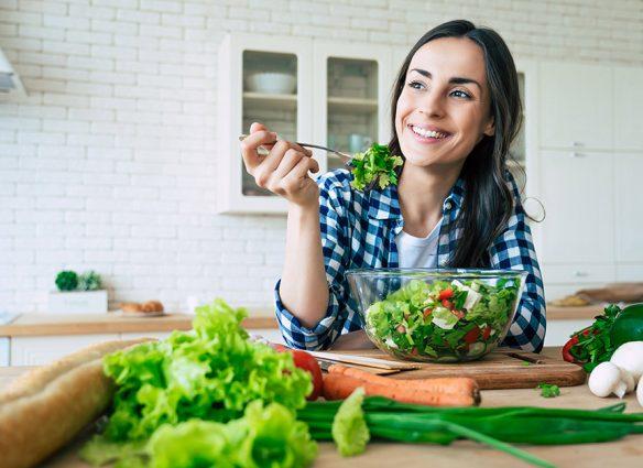 8 claves para llevar una dieta vegana (no es para bajar de peso, es un estilo de vida)