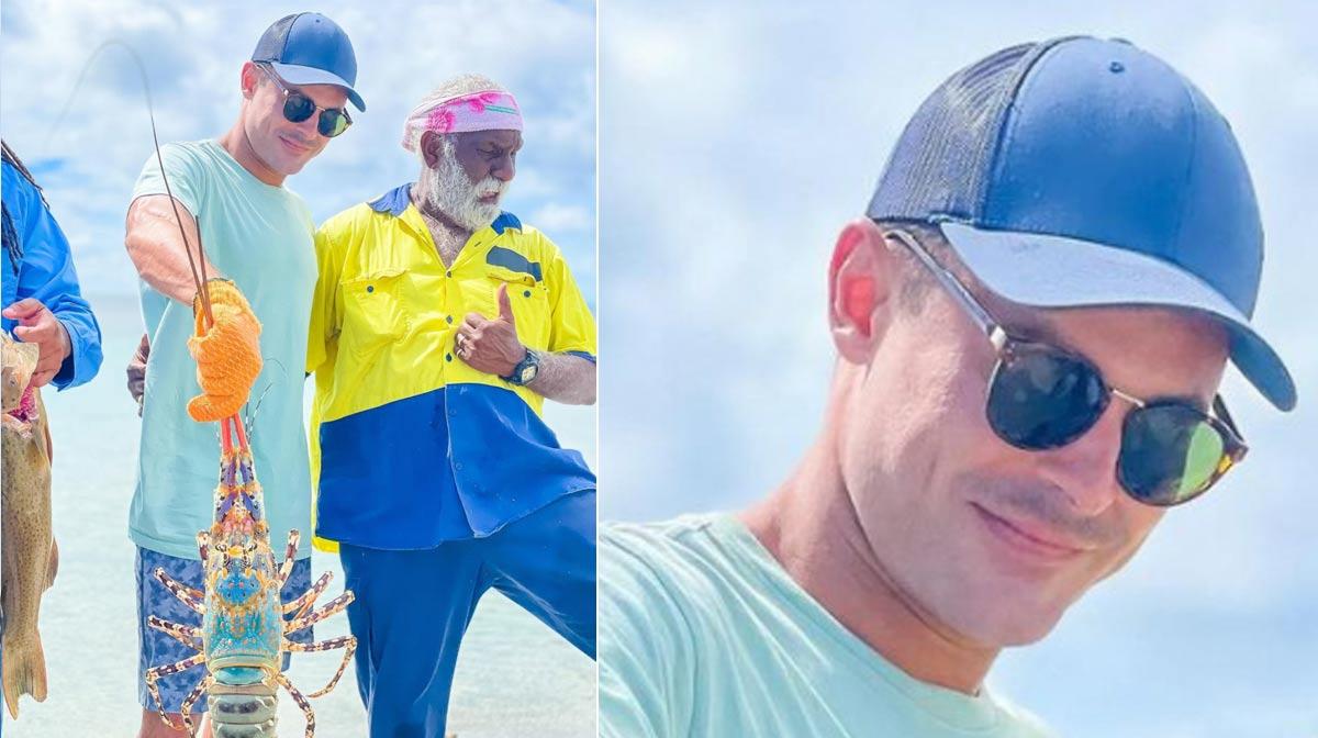Zac Efron reaparece con un mensaje de vida tras escándalo de supuesto cambio en su cara