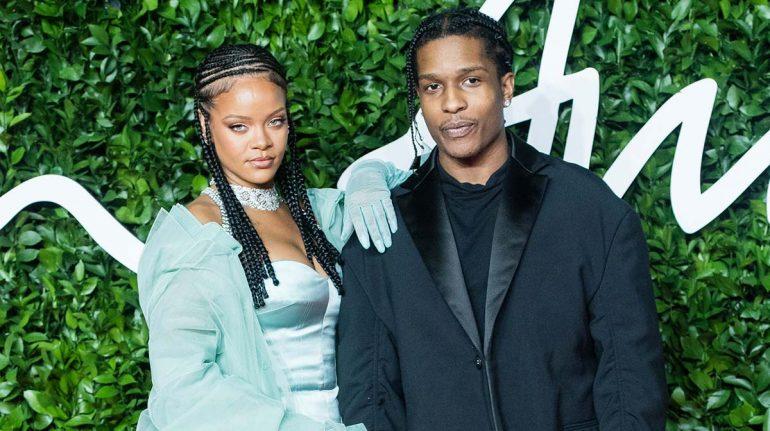 El rapero A$AP Rocky confirma romance con Rihanna