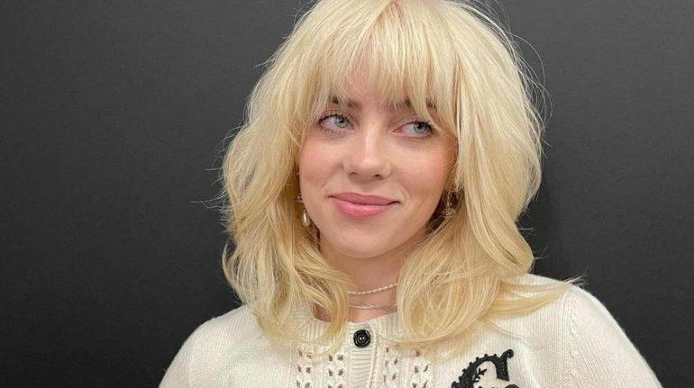 Billie Eilish en corsé es llamada la nueva Marilyn Monroe