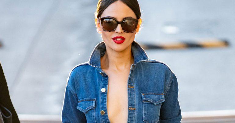 Aseguran que Eiza González se quitó los implantes y nosotras creemos que ella siempre luce espectacular