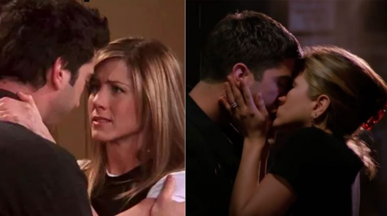 El amor traspasó a Friends: Jennifer Aniston y David Schwimmer revelan que estuvieron enamorados