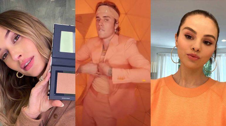El color durazno es la tendencia en maquillaje inesperada gracias a Justin Bieber