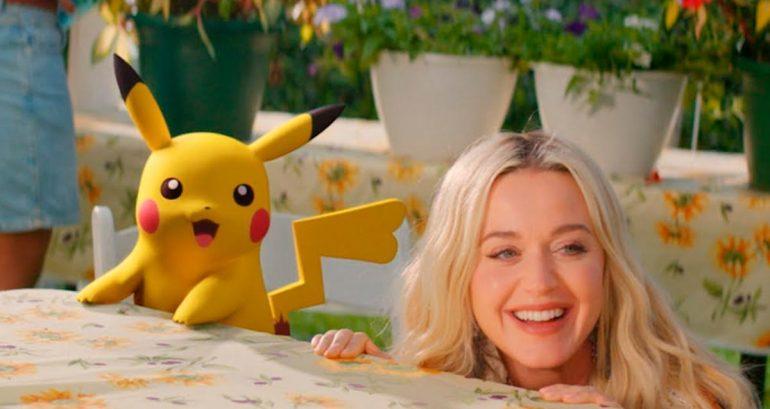 Nuevo video de Katy Perry con Pokémon es dirigido por el mexicano Carlos López
