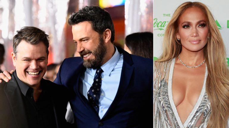 """Matt Damon también quiere de regreso el 'Bennifer': """"sería increíble"""""""