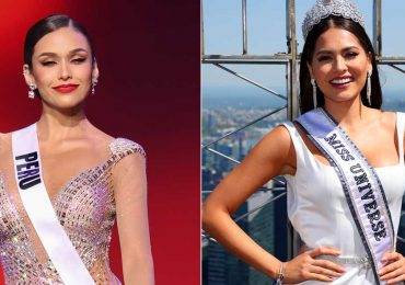 "#StopBullying! Miss Perú defiende a Andrea Meza: ""Más amor por favor"""