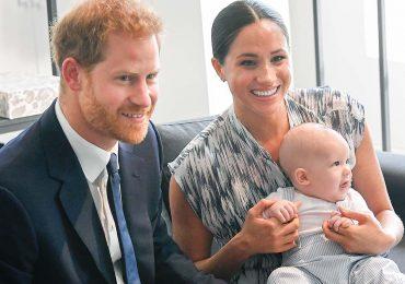 El príncipe Harry está molesto porque los paparazzi tomaron fotos de Archie en su primer día de escuela