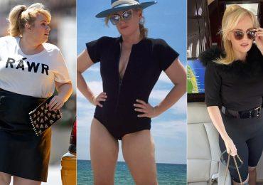 Rebel Wilson impacta en traje de baño: 20 fotos de cómo fue su transformación tras la pérdida de peso