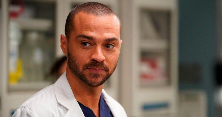 Jesse Williams, Jackson Avery en 'Grey's Anatomy', abandona la serie tras 12 temporadas
