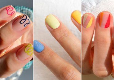 Mani de colores: diseños que al ver tus uñas te pondrán feliz