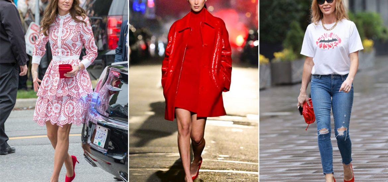¿Por qué todas deberíamos tener (al menos) un par dezapatos rojos?