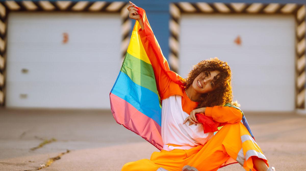 Cuáles son las banderas LGBTIQA+ y cuál es su significado
