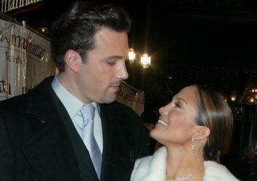 Ben Affleck y la madre de JLo se divierten en un casino de Las Vegas