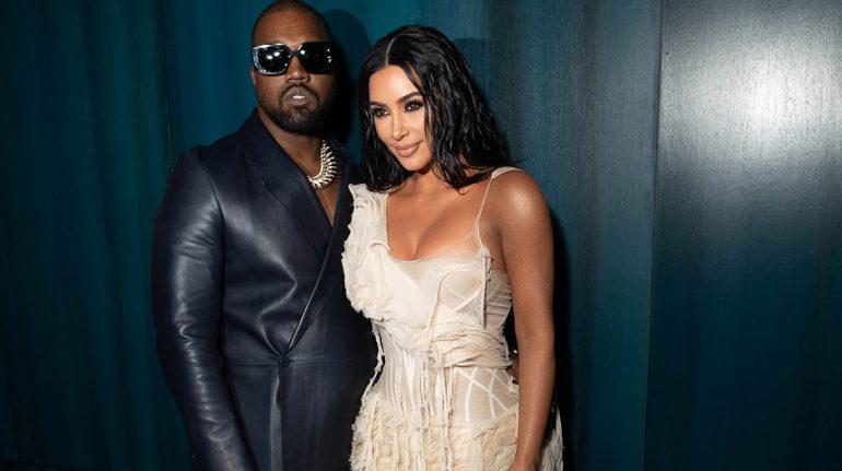 La cariñosa felicitación de Kim Kardashian a Kanye West por su cumpleaños