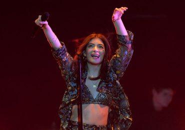 Lorde estrena sencillo e internet enloquece