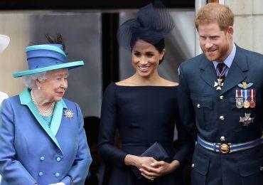 ¿La reina Isabel sabía que Harry y Meghan llamarían su hija Lilibet?