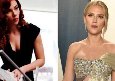 """Scarlett Johansson denuncia la sexualización de Black Widow en Iron Man 2: """"La trataban como un trozo de carne"""""""