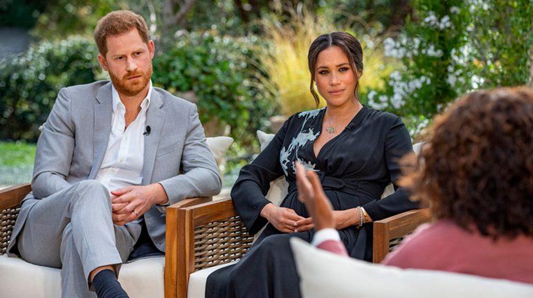 Acusan a Meghan y Harry de usar agua sagrada para regar sus jardines