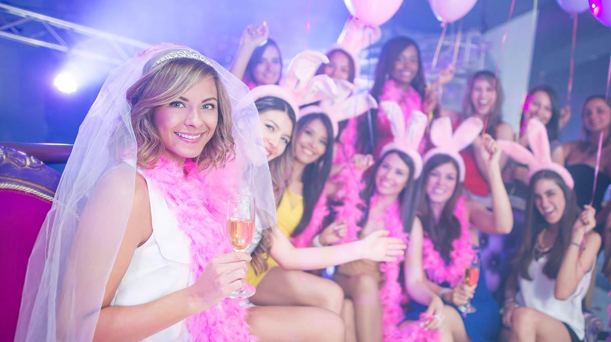 Las 5 mejores ideas para una despedida de soltera inolvidable con tus amigas