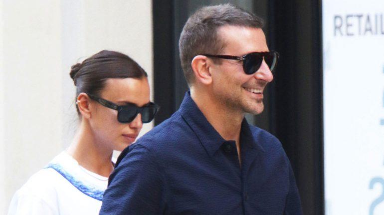 Irina Shayk se deja ver con Bradley Cooper en medio de rumores de romance con Kanye West