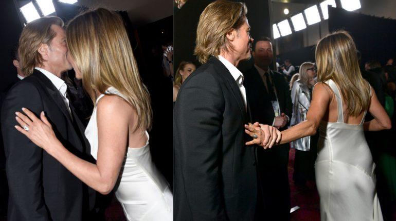 Jennifer Aniston revela que ella y su ex Brad Pitt siguen siendo 'amigos'