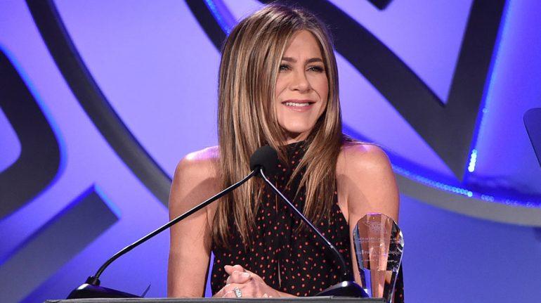 Jennifer Aniston habla de su vida actual: terapia, perritos y trabajo